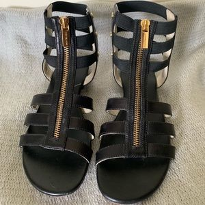 Michael Kors Black Sandals size 6.5